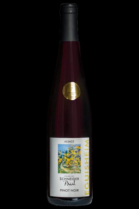 Pinot Noir Vin rouge Alsace