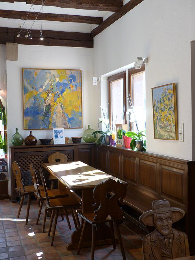Caveau Vins Eguisheim