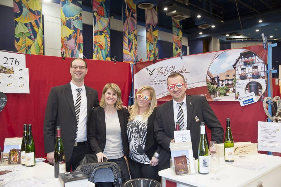 Vins schneider paul for Salon de la biere paris 2017