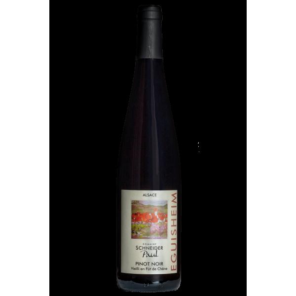 Pinot Noirvieilli en fût de chène